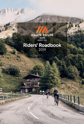 Alps 2019 Guide Book Cover